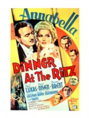 Dinner at the Ritz 1937 DVD - David Niven / Raymond Huntley